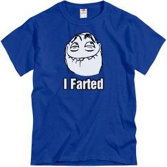 I Farted Meme T-Shirt