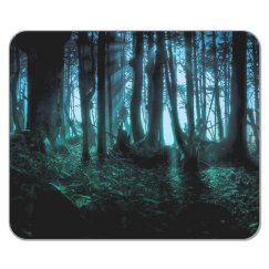 Spooky Woods Mousepad