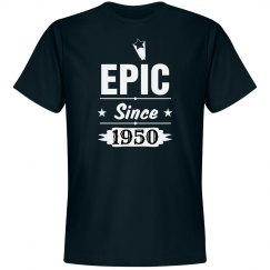 Epic since 1950