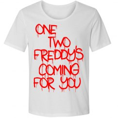 ONE TWO FREDDY'S COMING