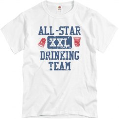 All-Star Drinking Team