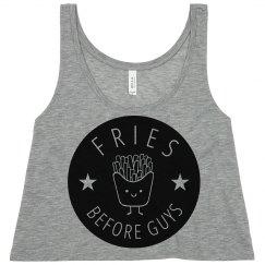 Cute Neon Fries Before Guys