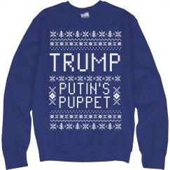 Trump AKA Putin's Puppet