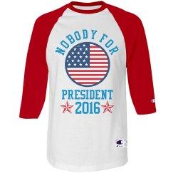 Let's Vote For Nobody