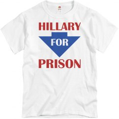 Hillary For Prison