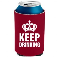 Keep Drinking