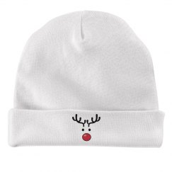 Rudolph Baby Hat