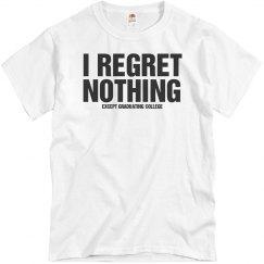 Regret Graduating College