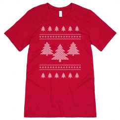 Christmas Tree Ugly Sweater Shirt