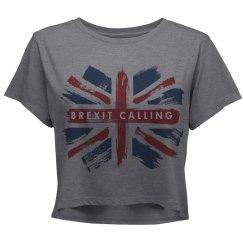 Brexit Calling UK Leaving EU Tee