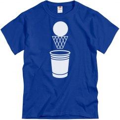Pong Net Cup