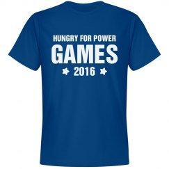 Hungry For Power Games 2016