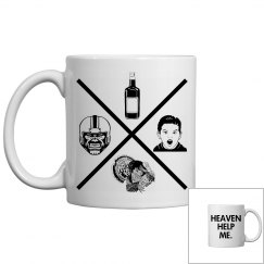 The Holidays Mug