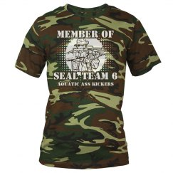 Seal Team Six Adult Tee