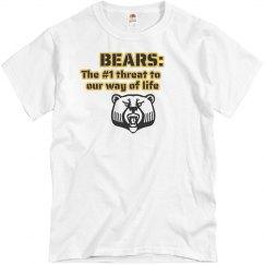 Bears: The #1 Threat