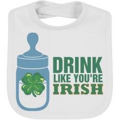 Drink Like You're Irish