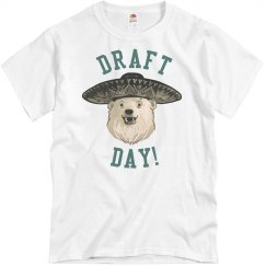 Draft Day Polar Bear
