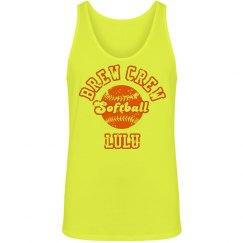 Brew Crew Neon Tank