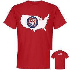 Q&A Holes USA Map