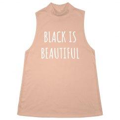 Trendy black Is Beautiful Design