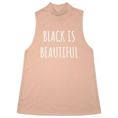Trendy black Is Beautiful Design
