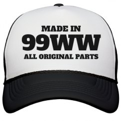 Made In 99WW All Original Parts