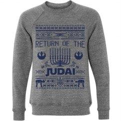 Return Of The Hanukkah Judai