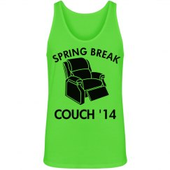 Spring Break Couch