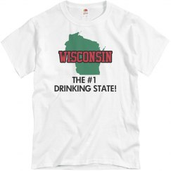 WI The #1 Drinking State