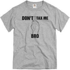 Middle Finger Dont Tax