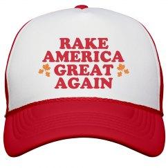 Rake America Great Again