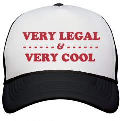 Very Legal & Very Cool