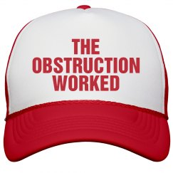 The Obstruction Worked