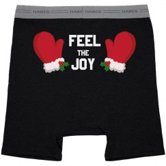 Feel His Christmas Joy