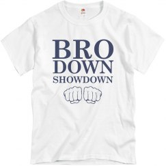 Bro Down Showdown