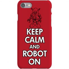Keep Calm Robot On