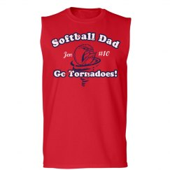 Softball Dad Tee