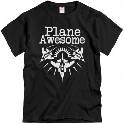 Plane Awesome T-Shirt