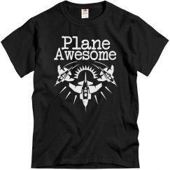 Plane Awesome T-Shirt