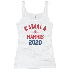 Kamala 2020 Red and Blue