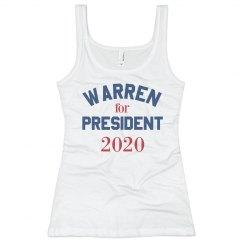Warren for President 2020