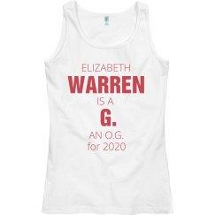 Warren is a G