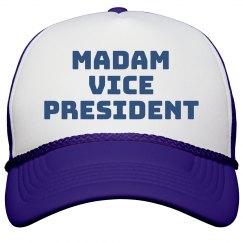 Madam Vice President Hat