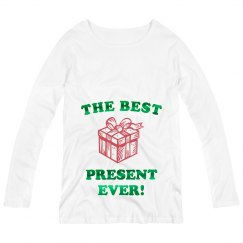 The Best Present Ever Metallic
