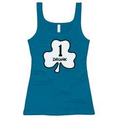 1 Drunk St Patrick's Girls
