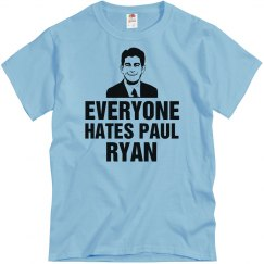 Everyone Hates Paul Ryan
