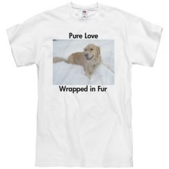 Pure Love Wrapped in Fur