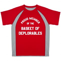 Deplorable Sports Tee