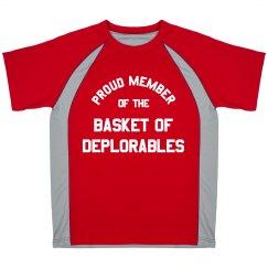 Deplorable Sports Tee
