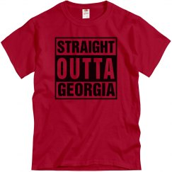 Straight Outta Georgia T-Shirt